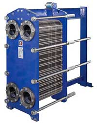 Ridan heat exchanger